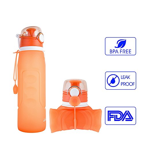 iKiKin Collapsible Silicone Portable Lightweight product image