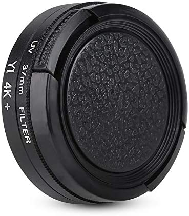 UV 37mm Protective Lens Filter For YI II 4K Action Sports Camera New PrinceShop