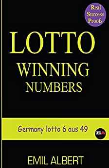 Winning Lotto Numbers 6 49