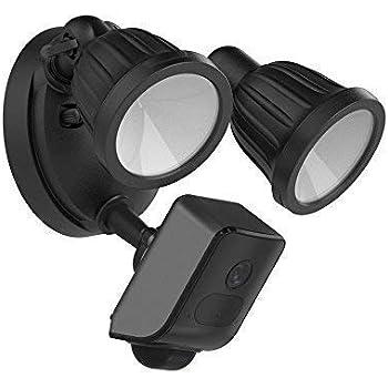Amazon Com Rca Home Security Led Flood Light Camera