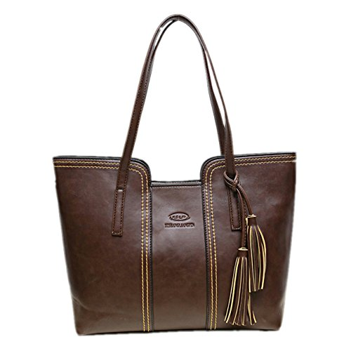 Bagoddess Oversized Designer Leather Shoulder product image