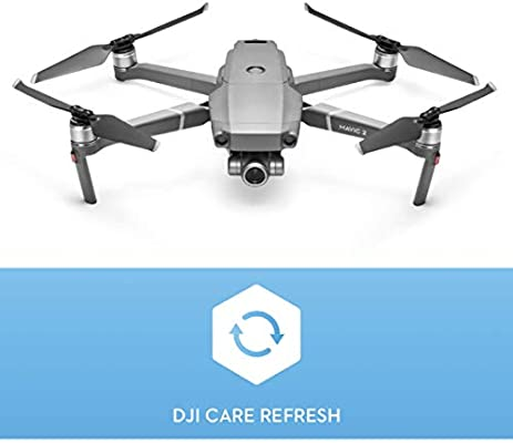 DJI Mavic 2 Zoom + DJI Care Refresh: Amazon.es: Electrónica