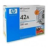 HP LaserJet 42A Black Print Cartridge – Retail Packaging, Office Central