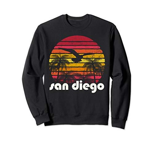 Vintage Retro San Diego 70's 80's Mother's Day