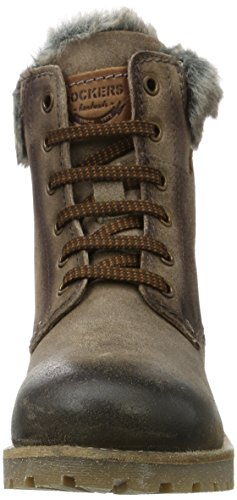 Desert 41hl301 Gerli taupe Grigio Donne Delle By Boots 240 Dockers 430 qagUt6WwRp