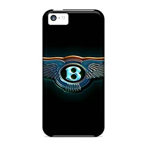 Fashion Protective Alphabet B Cases Covers For Iphone 5c