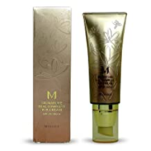 M Signature Real Complete BB Cream SPF 25 - # No. 23 Natural Yellow Beige - 45g/1.58oz