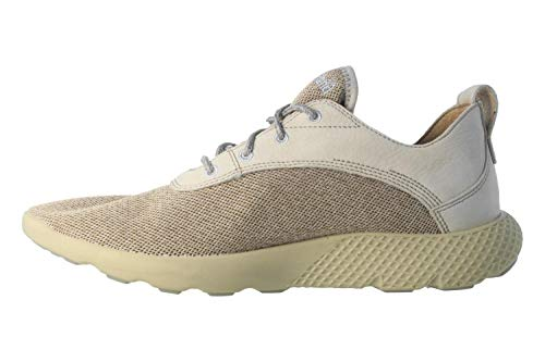Uomo Timberland Flyroam Oxford Beige Fabric And Leather wX8UqX0