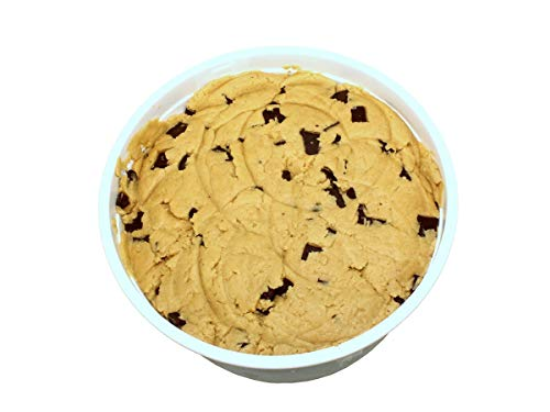 Davids Gourmet Chocolate Chunk Edible Cookie Dough, 8 Pound -- 2 per case. (Dough Cookie Tub)