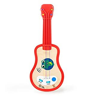 Baby Einstein Magic Touch Ukulele Wooden Musical Toy, Ages 12 months +