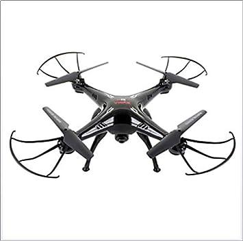 shengshiyujia RC Dron X5SC 4 Canales 6 Ejes 2.4G con Cámara HD 2.0 ...