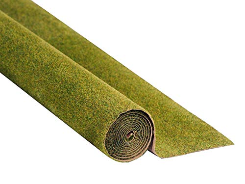 Noch 265 Grass Mat 120x60cm Meadow G, 0, H0, Tt, N, Z Scale