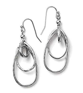 84b11c45e Image Unavailable. Image not available for. Color: FREE FLYER Retired lia  sophia earrings