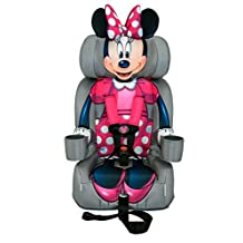 KidsEmbrace Friendship Combination Booster - Minnie Mouse, Grey/Pink