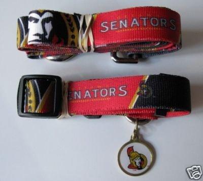 Hunter Ottawa Senators Pet Combo (Includes Collar, Lead, ID Tag), X-Small