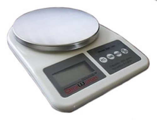 Scale Digital Postal Shipping Postage Pocket Jewelry Lbs Weight Usb Ac Gram 0.01g Kitchen Gold Silver Coin 0.1oz 100g Food Weigh Weighing Balance Electronic 0.1g Lcd 200g 300g Diet 5kg (0.1 Ounce Gold Coin)