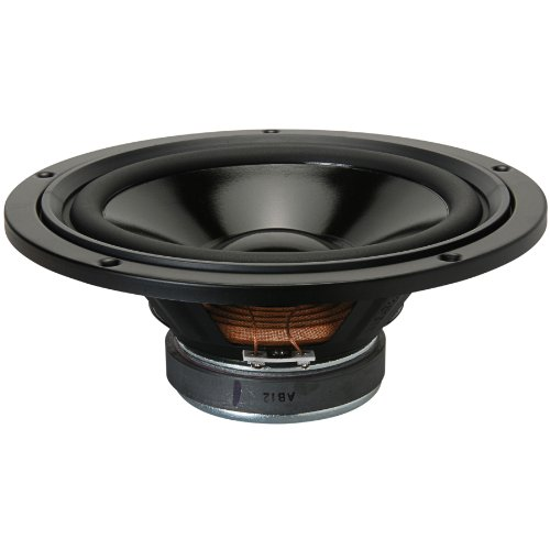 """Visaton W200S-8 8"""" Woofer with Treated Paper Cone 8 Ohm"""