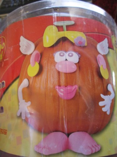 Mrs Potato Head Make an Angel Pumpkin Kit Mrs Potato Head Kit
