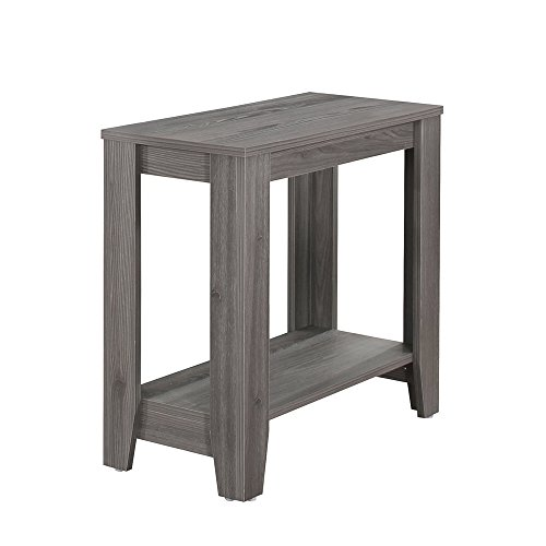 (Monarch Specialties I I 3118 Accent Side lamp Table, 24