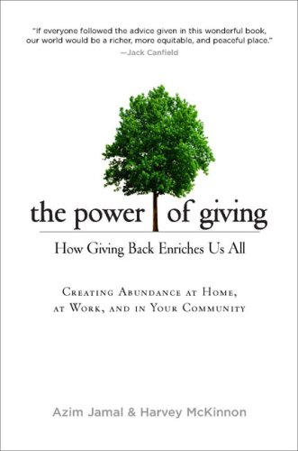 Download The Power of Giving: How Giving Back Enriches Us All pdf