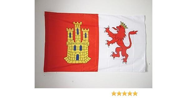 AZ FLAG Bandera de la Provincia DE CÁCERES 150x90cm para Palo ...