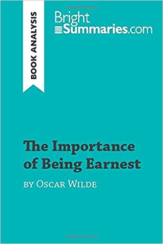 CliffsNotes on Wildes The Importance of Being Earnest