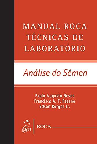 Manual Roca Técnicas de Laboratório - Análise do Sêmen