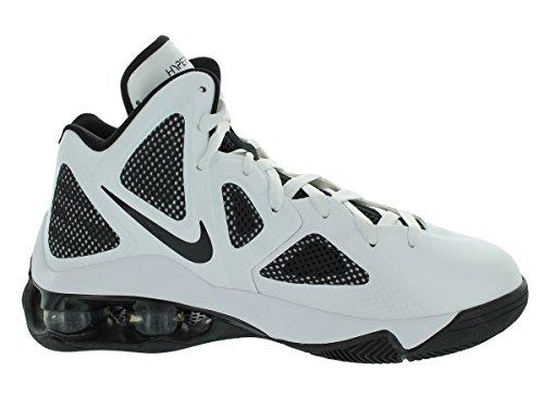 Nike Shox Luft Hyperballer Tb Basketball Sko Hvit / Svart