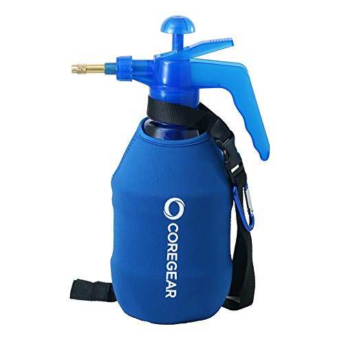 COREGEAR (Ultra Cool XL USA Misters 1.5 Liter Personal Pump Water Mister & Sprayer with Full Neoprene Jacket