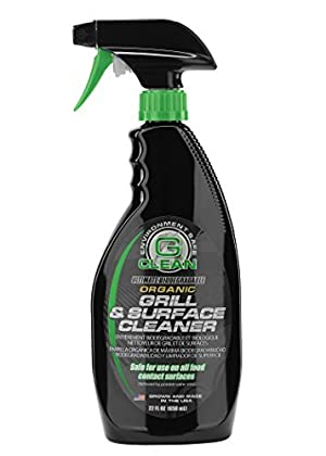 Green Earth Technologies 1232 G-Clean Ultimate Biodegradable Grill and Surface Cleaner by Green Earth Technologies
