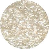 Edible Glitter 1/4 oz White: 1 Count