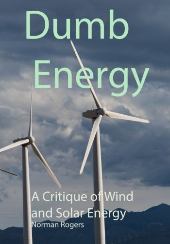 Dumb Energy  A Critique Of Wind And Solar Energy