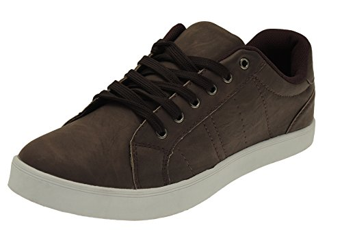 Walking Modello Scarpa City Golden's Uomo Sneaker Marrone Zfwxq1Ovn