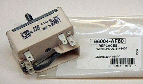 Whirlpool Surface Unit (Recertified Whirlpool 3149400 Range Surface Unit Switch)