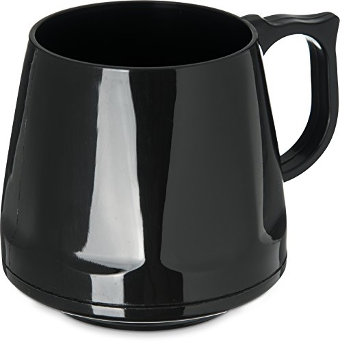 Dinex DX400003 Heritage Collection Insulated Stackable Mug, 8 oz, 3.5