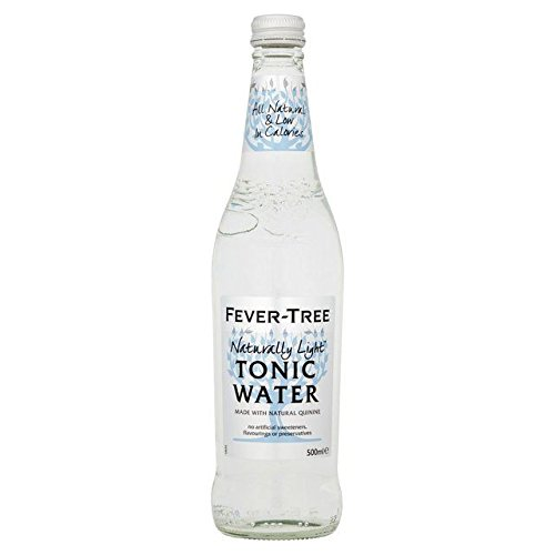 Fever-Tree Naturally Light Indian Tonic Water - 500ml (16.91fl oz)