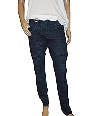 Men's 3301 Tapered Fit Jeans in Pacifc Restored