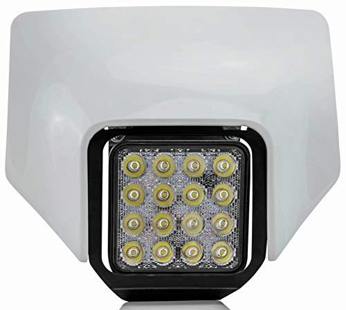 FRONT VSL HEADLIGHT 4320 LUMEN WHITE HUS - 2780480002