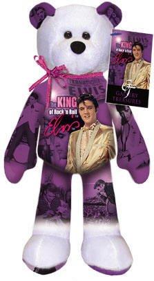 - Elvis Presley - Gallery Bear - King of Rock 'n' Roll