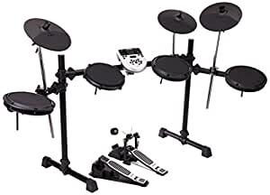 Alesis DM7X Session Kit Five-Piece Ultra-Compact Electronic Drum Set