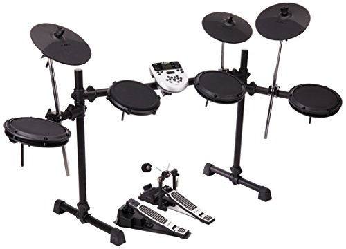 Alesis DM7X Session Kit Five-Piece Ultra-Compact Electronic Drum Set by Alesis