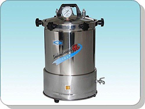Lab 24L Auto-controlled Sterilization Autoclave, High Pressure Steam - Autoclave Sterilization Steam