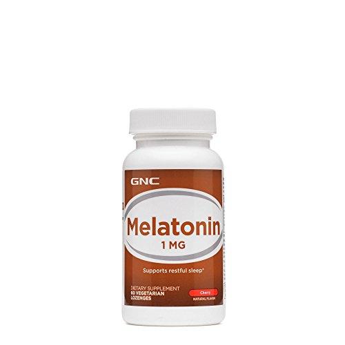Price comparison product image GNC Melatonin 1 mg - Cherry