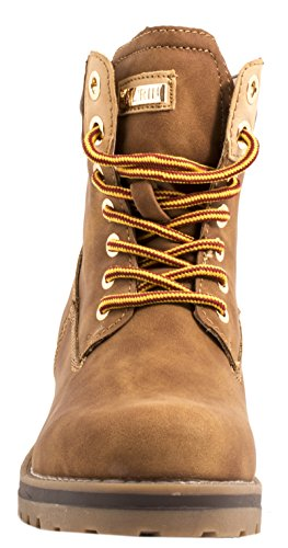 Closed Elara Elara Women's Camel Women's qxO8Uv