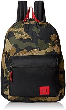 Trailmaker 6334GRN Boys Printed Backpack