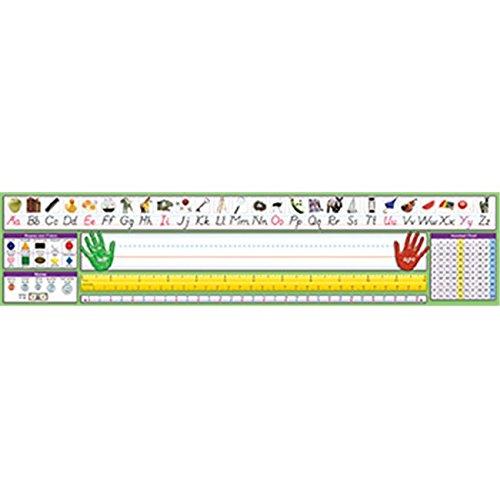 Modern Manuscript Desk Plate 17-.50 X 4 36Pk