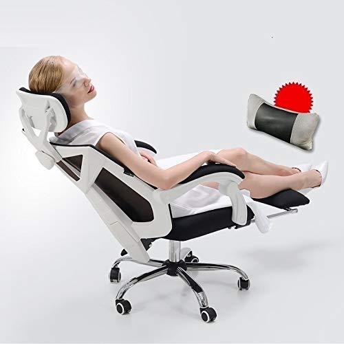 Logotyp spetsarbete ergonomisk speldator stol hem & trädgård (färg: Nummer 4) Number 8