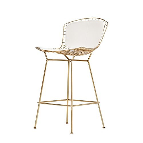Amazoncom Design Tree Home Bertoia Style Bar Stool 29 Seat Height