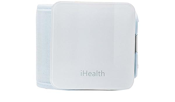 iHealth BP7 - Tensiómetro (3,7V, 7,2 cm, 7,4 cm, 1,76 cm, 1 pieza(s)): Amazon.es: Hogar