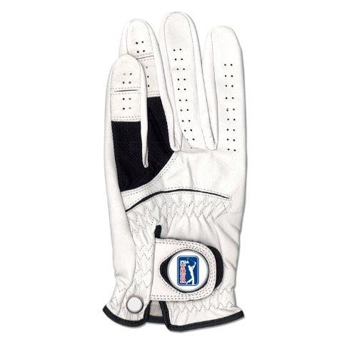 CMC Golf PGA Tour Leather Golf Glove (Medium-Large)